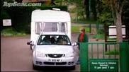 Лагеруване С Каравана - Top Gear