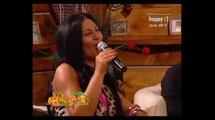 Stoja - Mix pesama - (Uzivo) - Brvnara (TV Happy 2013)