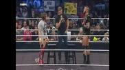 Edge , Randy Orton и Daniel Bryan + ( Bryan прави хватка за предаване на Randy Orton ) - Wwe