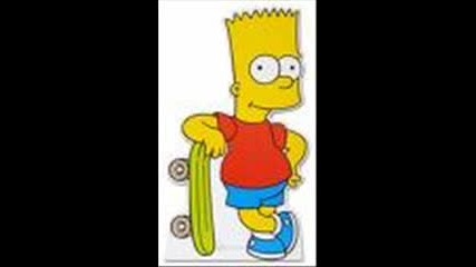 Bart Simpsons Rap