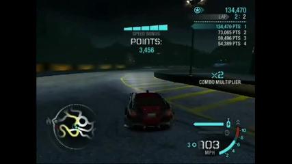 Drift on Nfs Carbon