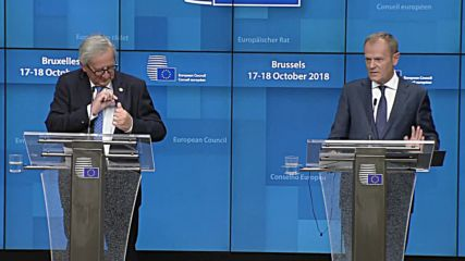 Belgium: 'We are closer to the final solution' - Tusk to consider extended Brexit transition