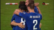 Италия - Норвегия 2:1