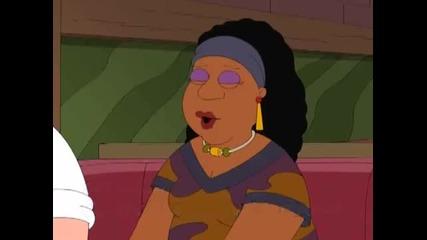 Family Guy - Quagmire в миналия си живот е бил Джак Изкромвача