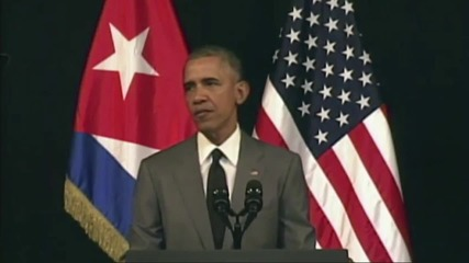 Cuba: Obama delivers historic speech in Havana, condemns Brussels attacks
