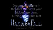 Hammerfall - Living In A Victory With Lyri