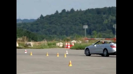 Mercedes - Benz Driving Experience 2010