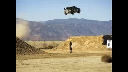 Екстремно скачане с коли