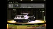Need For Speed Underground 2 Tuning