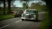 Top Gear - Mercedes 600 Vs Rolls-Royce Corniche - част 1