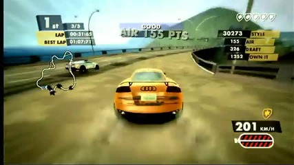 [wii] Need For Speed - Nitro