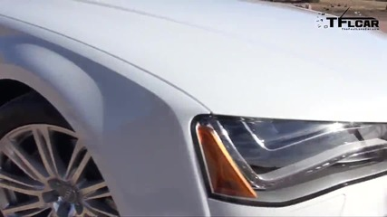 2014 Audi A8 Tdi 0-60 Mph Drive & Review