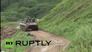 Russia: Chinese ships depart Vladivostok for Joint Sea 2015 drills