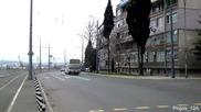 Неоплан N 116 в Бургас: А 7720 Вн по линията Бургас - Созопол