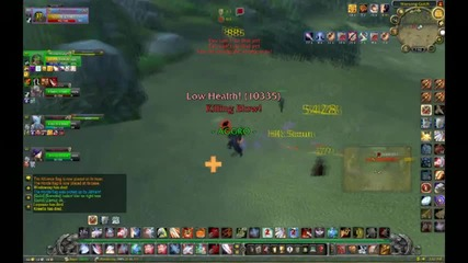 World Of Warcraft Warrior Arms Pvp 80 patch 3.0.9 !!!