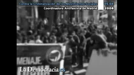 Antifascista De Madrid