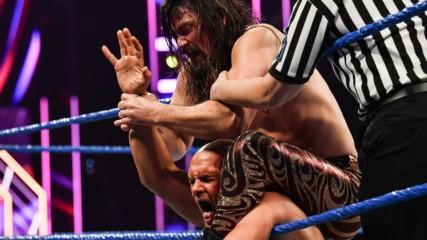 Oney Lorcan & Danny Burch vs. The Brian Kendrick & Ariya Daivari: WWE 205 Live, Feb. 7, 2020