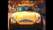 Pixar  -  monsters inc (new car)