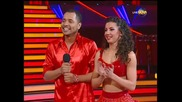Dancing Stars - Вензи и Ралица samba (18.03.2014г.)