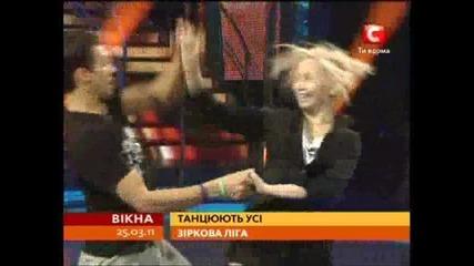 Новости около Танци със звезди 25.03.2011
