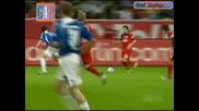 08.05.2009 Байер Леверкузен - Арминия 0:1 гол на Кислинг