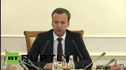 """Russia: """"No sense in coming to airport"""" - Dvorkovich warns tourists in Egypt"""