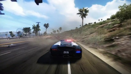 Need for Speed Hot Pursuit The Valets #4 - Holiday Speed