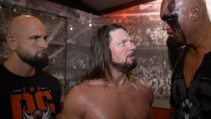 The O.C. dub Randy Orton a terrible human being: WWE.com Exclusive, Dec. 9, 2019