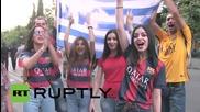 Джорджия: 50 000 футболни фена се събраха в Тбилиси за Суперкупата