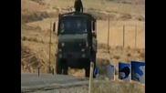 Кюрдски бунтовници нападнаха турска военна база