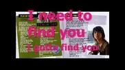 I Gotta Find You