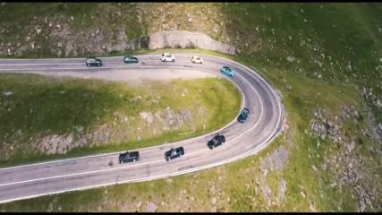 TnT Trip: шофиране по едни от най-яките пътища в Европа!