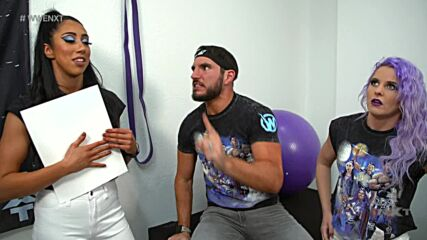 Indi Hartwell sets a date for Johnny Gargano and Dexter Lumis: WWE NXT, July 27, 2021