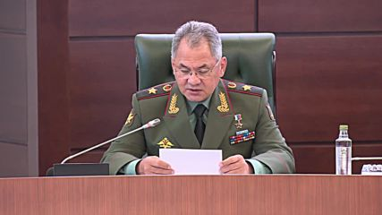 Russia: Egypt is Russia's crucial partner in North Africa and Middle East - Shoigu