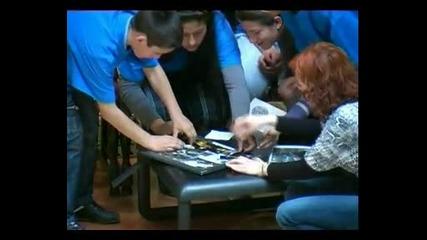 Познавам ли моята България? - Пловдив 11.05.2011 с участието на деца със Соп - Част 4