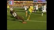 19.06.2010 Гана - Австралия 0:1 Гол на Холман - Мондиал 2010 Юар
