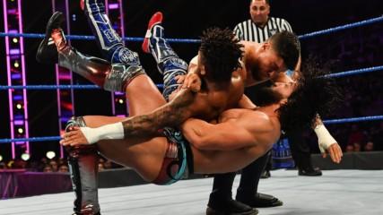 Jordan Devlin vs. Lio Rush vs. Tony Nese – Triple Threat Match: WWE 205 Live, Feb. 7, 2020