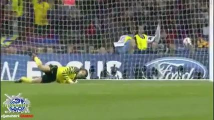 Барселона 3 : 1 Манчестър Юнайтед - Всички голове