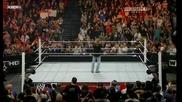 Шон Майкълс се завръща в Wwe Raw