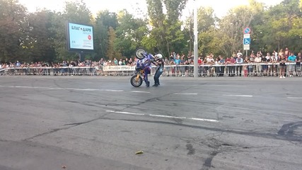 Extreme Fest София - Стънт