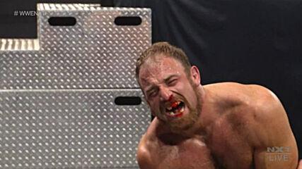 Kushida vs. Timothy Thatcher: WWE NXT, Nov. 25, 2020