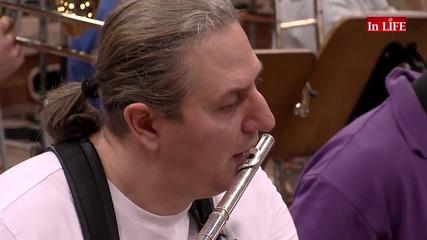 Джазофония за канун, ней, пиано, Биг Бенд и една Йълдъз