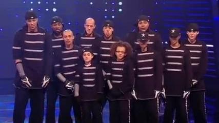 Великобритания търси таланти Hip Hop - Diversity 2