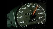 Audi 80 B4 2.0 90hp 0 - 160 km h