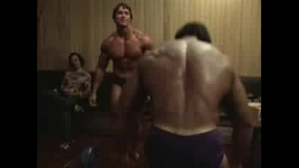 Arnold the Oak Schwarzenegger