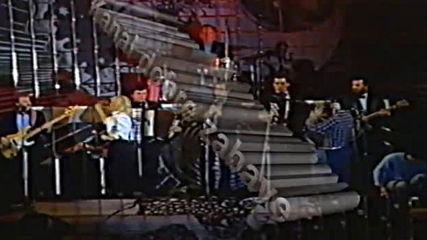 Nada Topcagic - Ne dam da tugu drugi vide Disko folk na Tasmajdanu 1986