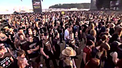 Korpiklaani - Ievan polkka-2015-live