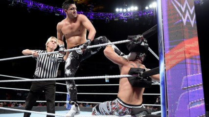 Lince Dorado vs. TJP: WWE 205 Live, Sept. 19, 2018
