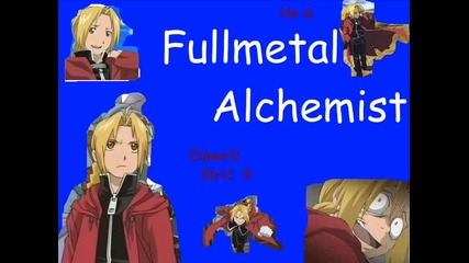 Fullmetal Alchemist - No giving uo Now !!!