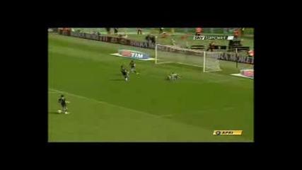 Juventus - Lazio 5 - 2 27.04.08
